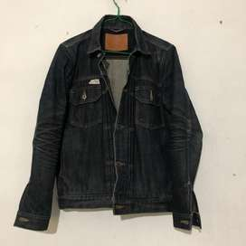 Selvedge Jacket Papadenim Custom size S