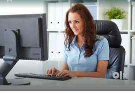 Required good looking female personal secretary