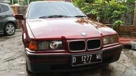 BMW E36 320 M50 manual sehat terawat