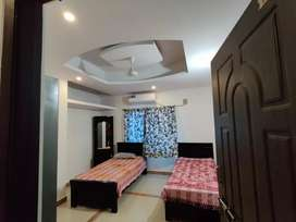Flat 2bhk fully furnished  at Vijay nager coloney  masab tank