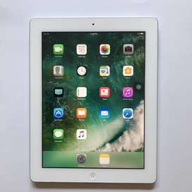 Apple ipad 4, 64GB , wifi and 4G , cellular