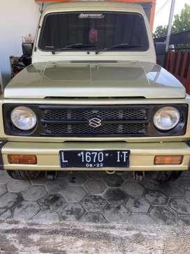 Suzuki Katana jeep
