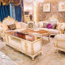 Set Sofa Tamu Mewah Terbaru