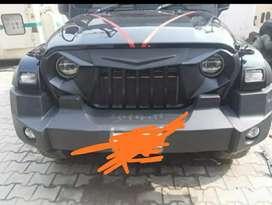 Mahindra Thar 2020 front grill