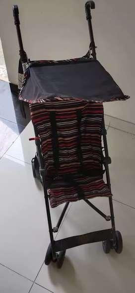 Stroller anak bekas