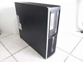 Promo! PC HP Core i7, i5, i3|ddr3 4gb|hdd 500gb|dvdrw #PowComp