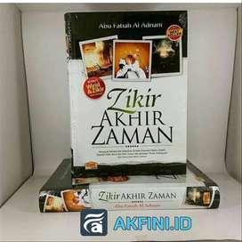 Buku Zikir Akhir Zaman Edisi Terbaru