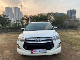 Toyota Innova Crysta 2.8 ZX AT, 2018, Diesel