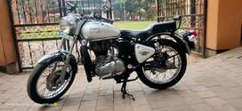 Royal Enfield Electra 350cc Silver For Just Rs11000/- EMI AVAILABLE