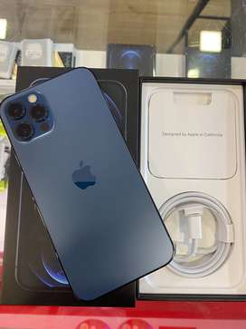 Buy iphone 12pro new condition mobile no dent newly mobile with bill a