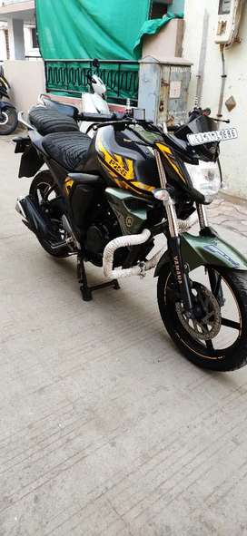 Yamaha Fzs for sell Model 2017 First owner