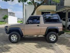 Daihatsu Feroza 1996 (Jeep - Long)