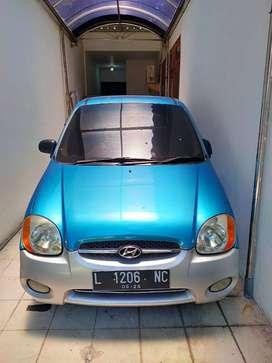 Hyundai Atoz 2005 Manual Istimewa