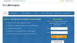 We are Hiring - Earn Rs.15000/- Per month - Simple Copy Paste Jobs