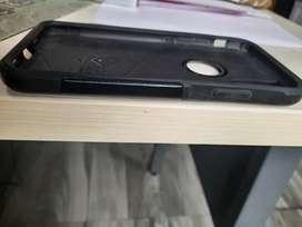 I Phone X Black Cover