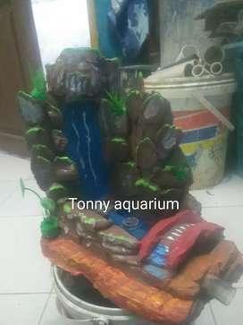 Air terjun aquarium