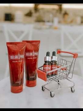 BELGIE PRO  menjaga kulit tubuh anda