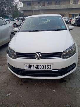 Volkswagen Polo 1.2 MPI Trendline, 2016, Petrol