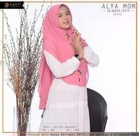 Hijab Daffi Kode Alya Mom