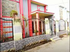 Rumah murah siap huni diPerternakan V Km. 5 Lt : 181/m2 Harga : 700 jt