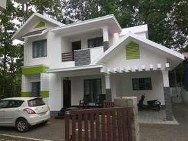 New home Carithas Kottayam