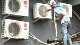 Lowongan kerja Loker teknisi AC udah bisa/ niat kerja Usaha AC bekasi