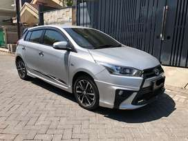 Toyota Yaris 1.5 S MT TRD (2017). Barang simpanan, KM rendah.