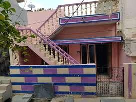 Residential House For Sale In Srinivasa Nagar. Near Balaji Gas.