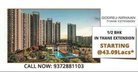 2 bhk Property in Kalyan - Godrej Nirvaan Flats for Sale