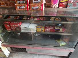 Display counter for bakery , sweets , confectionery items etc.