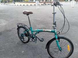Jual Santai Sepeda Lipat Fingard