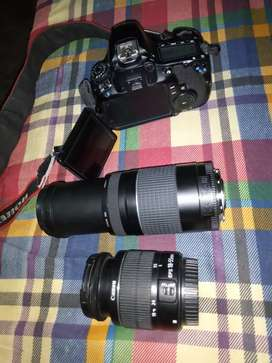 Dslr cannon 60 d
