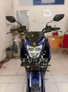 Yamaha Vixion tahun 2017 edisi Movistar,keren...