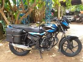 2011Bajaj discover 100 cc