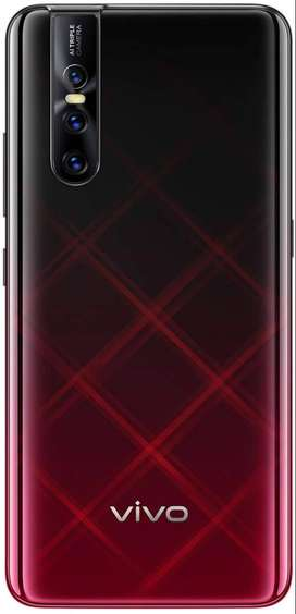 Vivo V15 Pro (Ruby Red, 6GB RAM, 128GB Storage) with Motorized pop-up