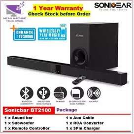 Sonicgear BT 2100