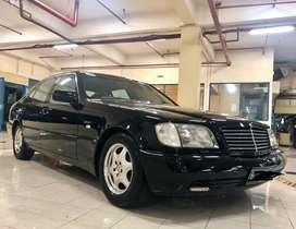 Mercedes-Benz 300sel w140 1992 matic good condition rare