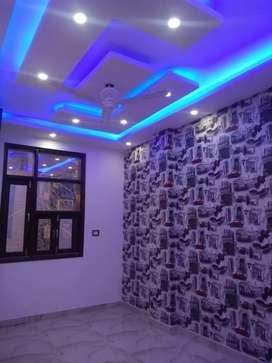 2bedroom  flat near by metro station only 20 lac