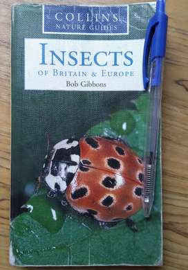 Insects (Collins Nature Guides) by Bob Gibbons