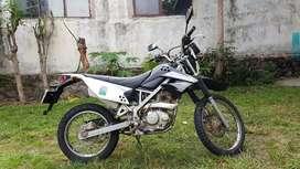 Kawasaki KLX 150 S Tahun 2014 Nego