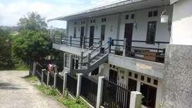 Rumah kos 2 lantai