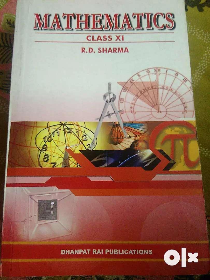 .R.D. SHARMA (Mathematics) - Class 11 - Perfect condition 0