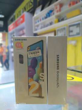 Samsung A21s ram 6/64