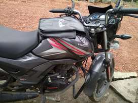 Honda shine sp well condition single hand