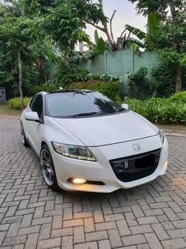 Honda CRZ 2011 Low KM Like New Nego sampai Jadi