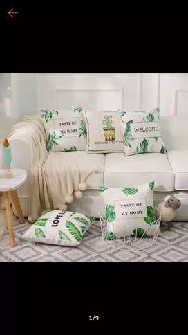 Sarung bantal / cushion cover