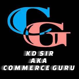 KD Sir aka Commerce Guru