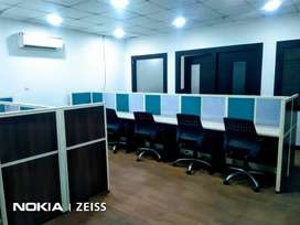 Fully furnished office, sector 63