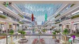 DAH Greentech NX ONE Mall Office space in Noida extension
