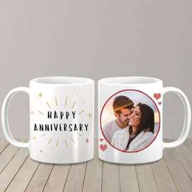 Customized Mugs Print